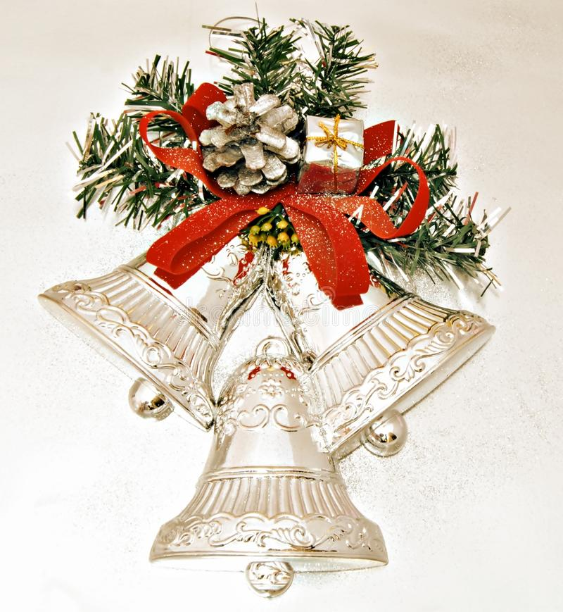 Ornamentos del día de fiesta imagenes de archivo