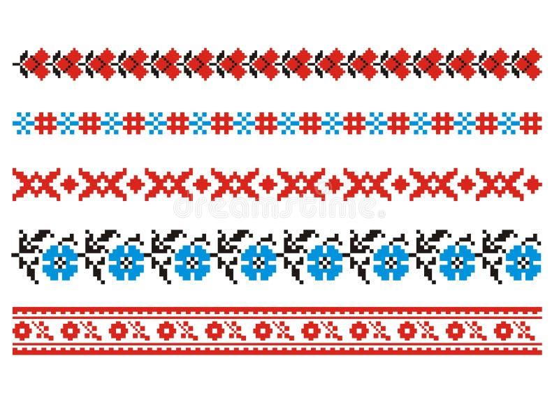 Download Ornamentos del vector ilustración del vector. Ilustración de cordón - 7276517