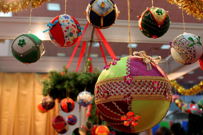 Download Ornaments For Christmas Tree Stock Image - Image: 27987949