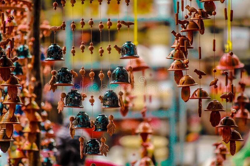 Ornaments Hanging For Sale In Market Free Public Domain Cc0 Image