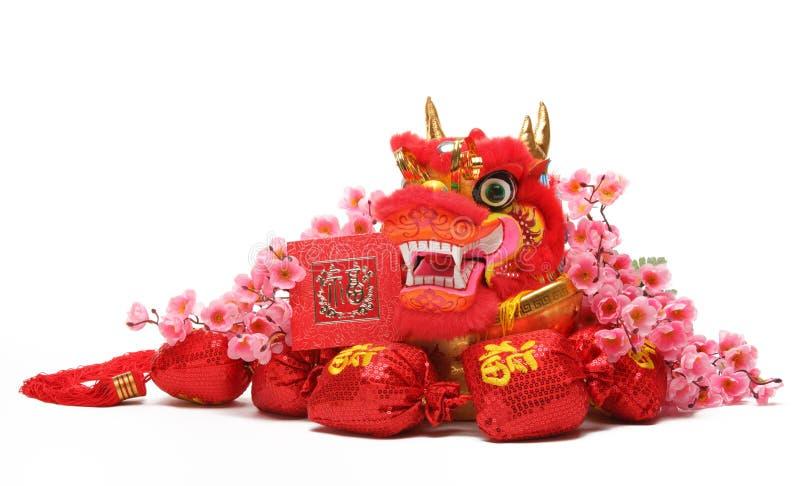 ornamentu chiński nowy rok zdjęcia stock