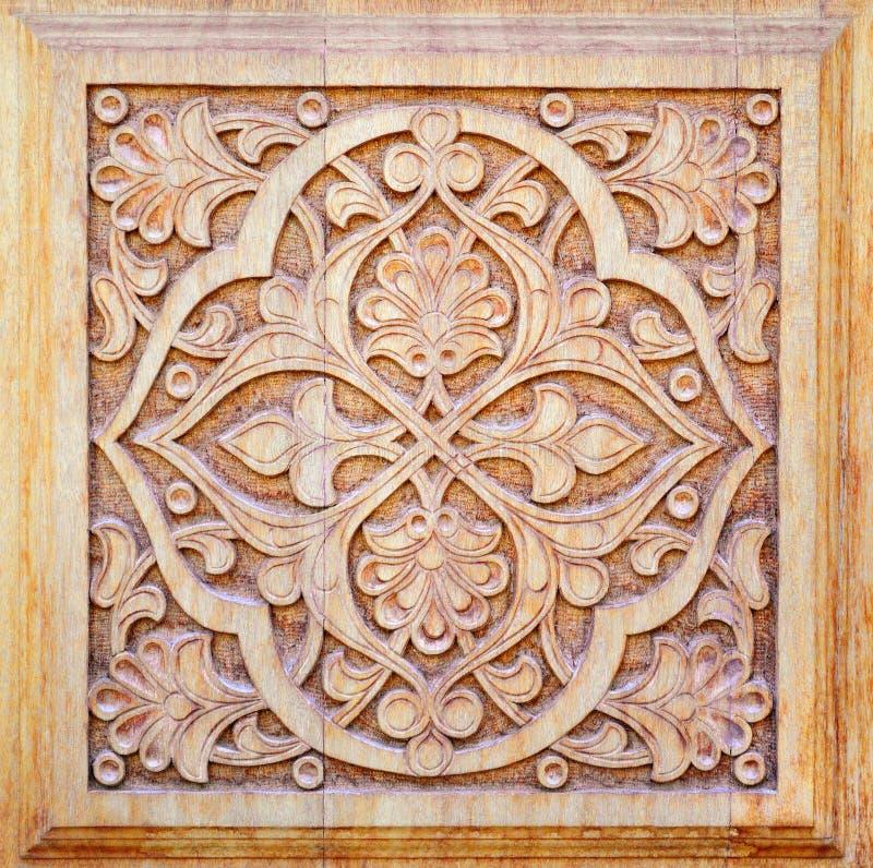 ornamentu produktów tradycyjny drewno zdjęcie royalty free