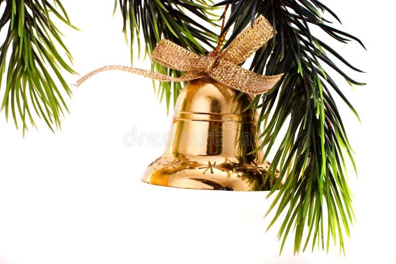 ornamentuje s drzewa rok fotografia royalty free