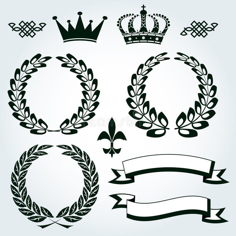 Ornamenty ilustracji