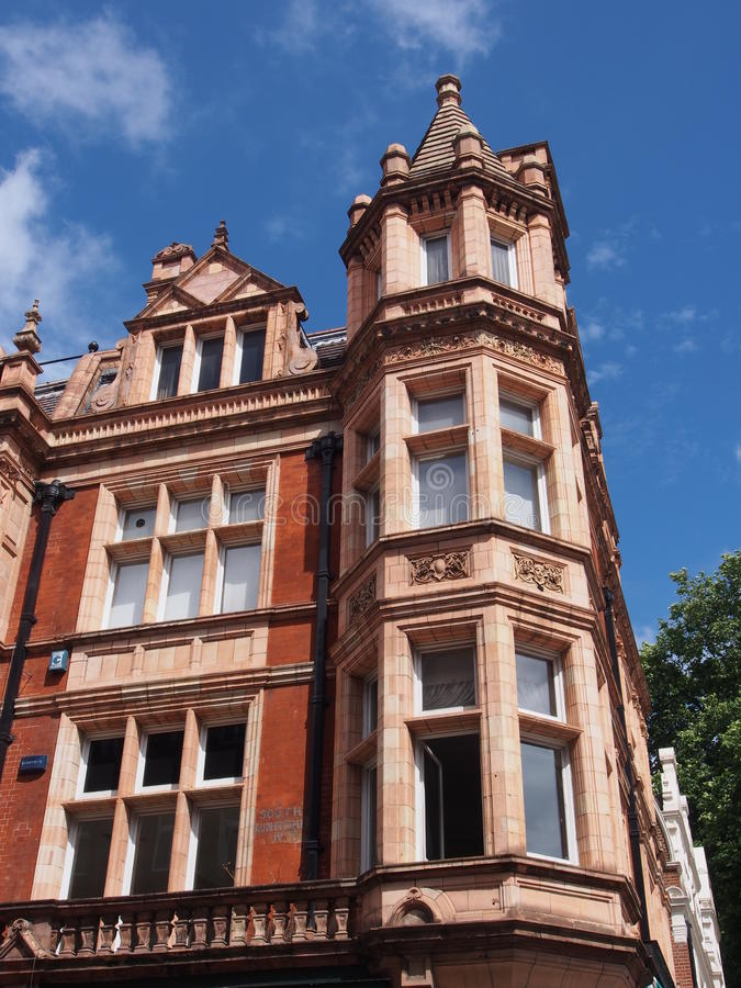 Download Ornate Apartment Building Stock Photo - Image: 32872090