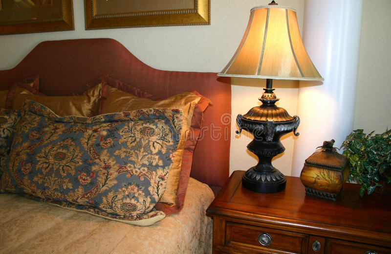 Download Ornate Bedside Royalty Free Stock Photo - Image: 88205