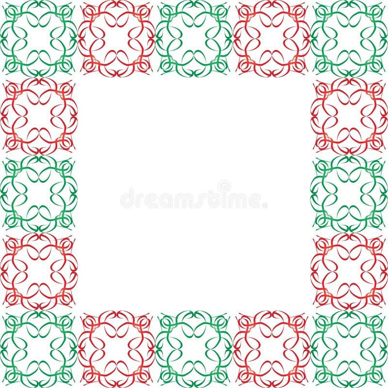 Ornate Christmas Border