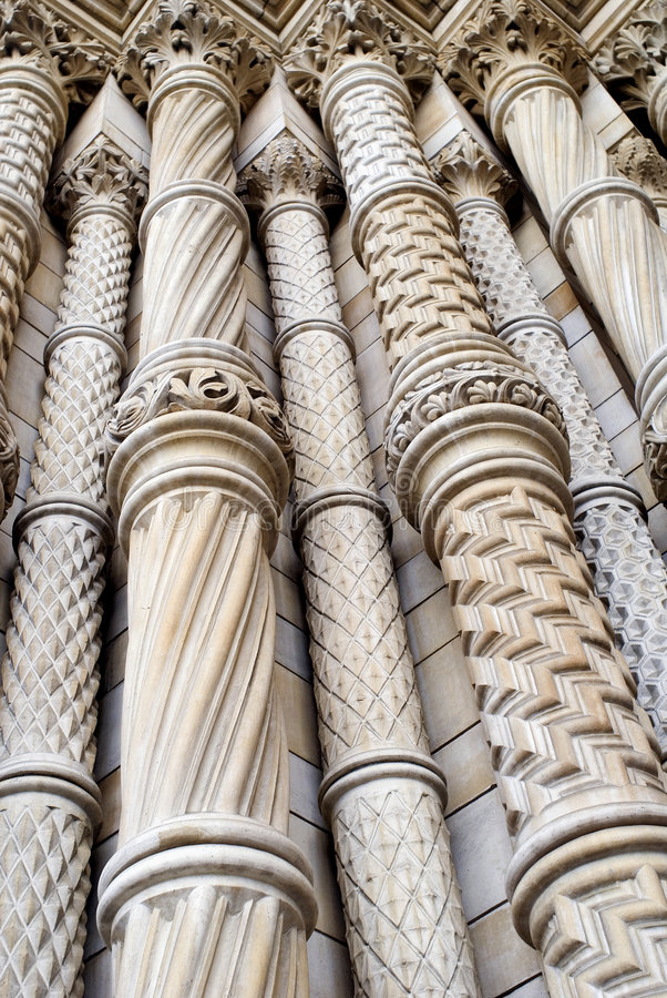 Free Ornate Columns Stock Images - 2644064