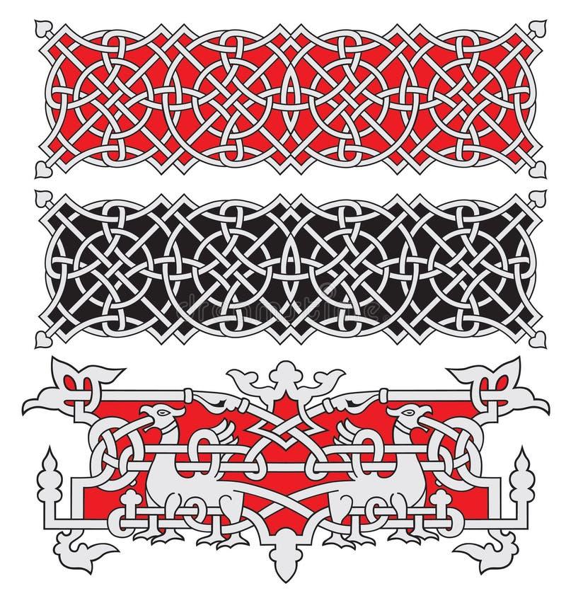 Free Ornate Design Elements Royalty Free Stock Photos - 11346778