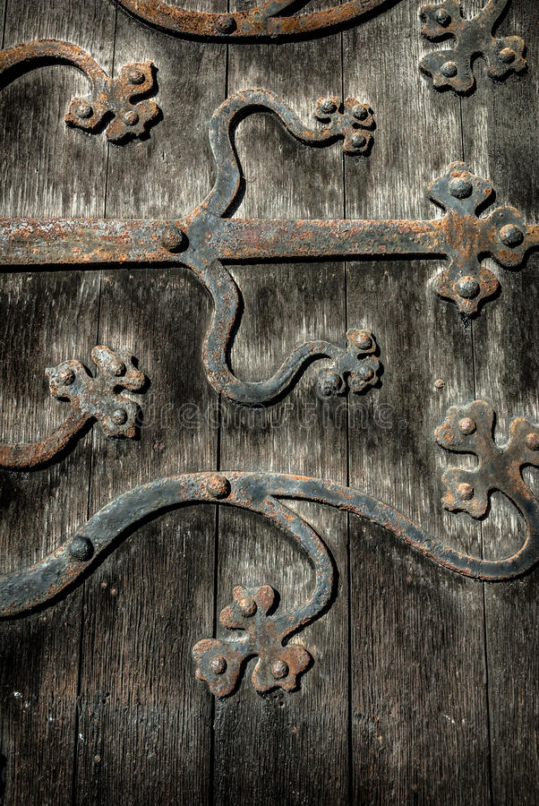 Download Ornate Door Hinge stock image. Image of secure timber - 39122531 & Ornate Door Hinge stock image. Image of secure timber - 39122531