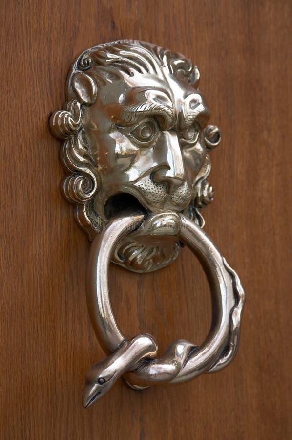 Lovely Download Ornate Door Knocker Stock Images   Image: 12794004