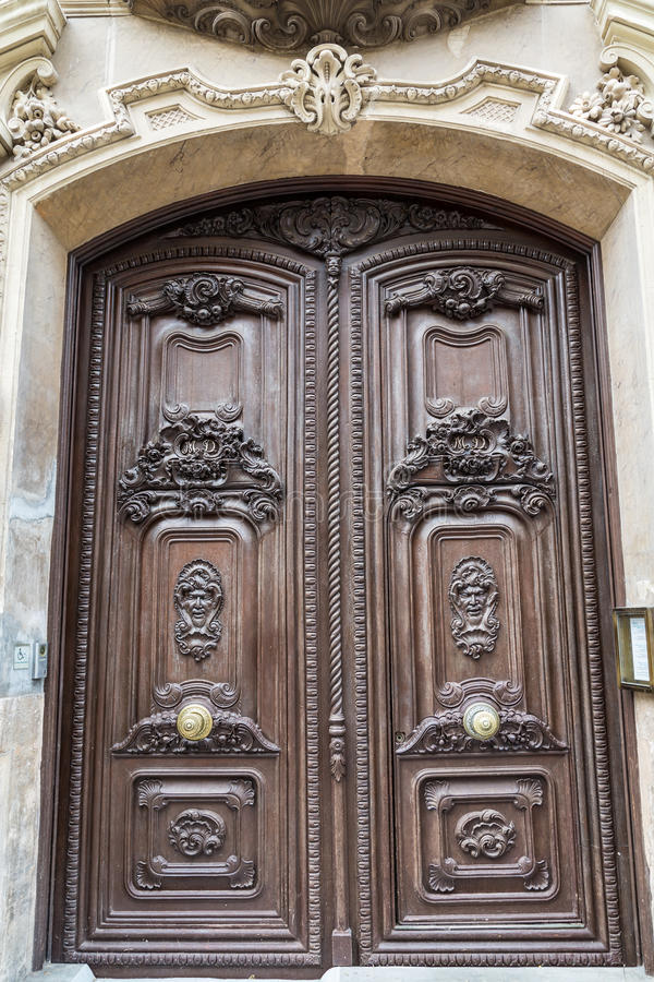 Download Ornate Doors On Ancient Valencia Church Stock Image - Image of iron doors & Ornate Doors On Ancient Valencia Church Stock Image - Image of iron ...