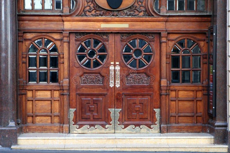 Ornate Entrance 02 royalty free stock photography
