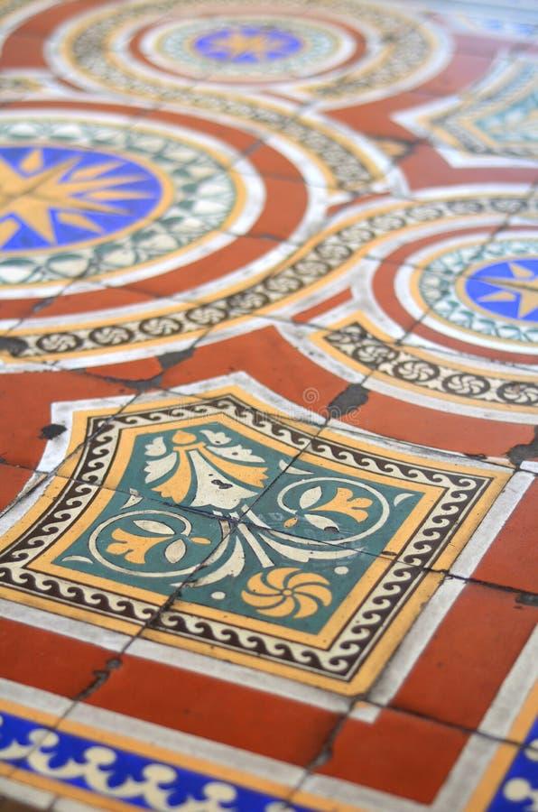 Download Ornate Floor Tiles stock photo. Image of luxury, handmade - 26611482