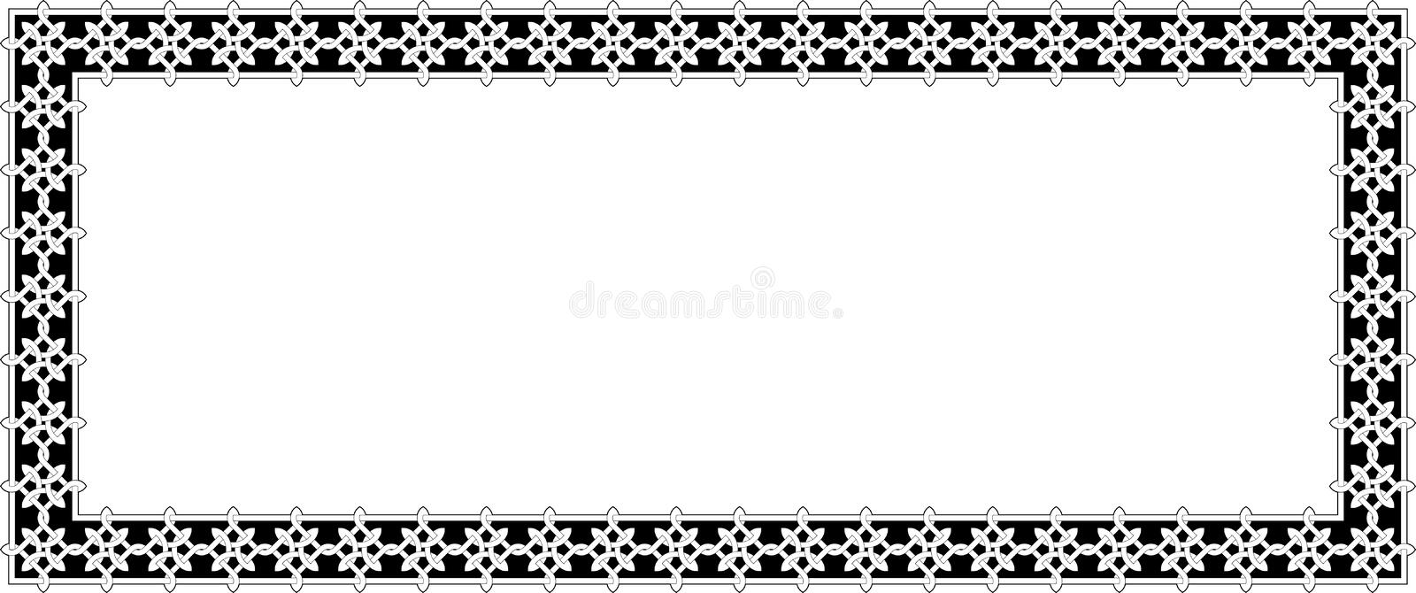 Download Ornate frame stock vector. Image of painting, isolated - 26966714