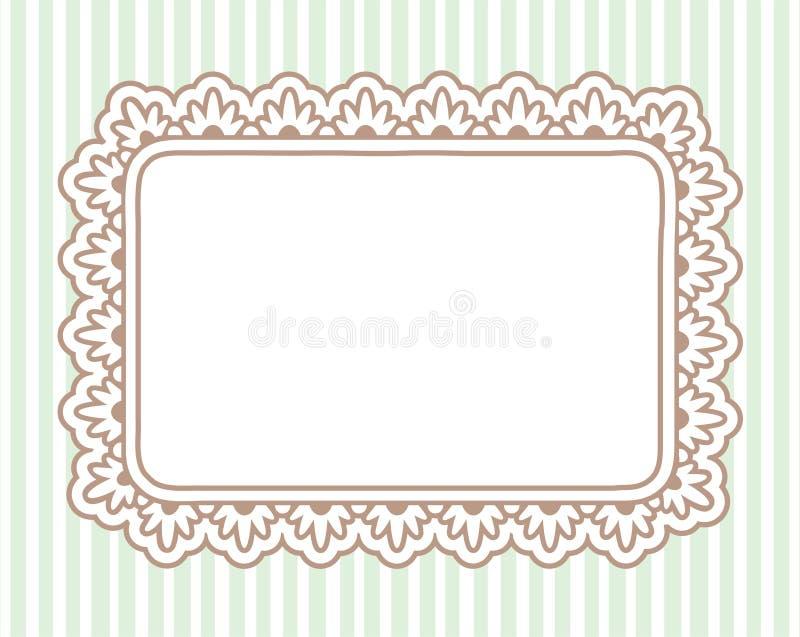 Ornate frame stock vector. Illustration of template, elegant - 47711343
