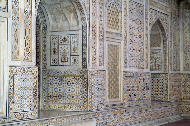 Download Ornate Inlaid Marble Building Stock Image - Image: 5492627