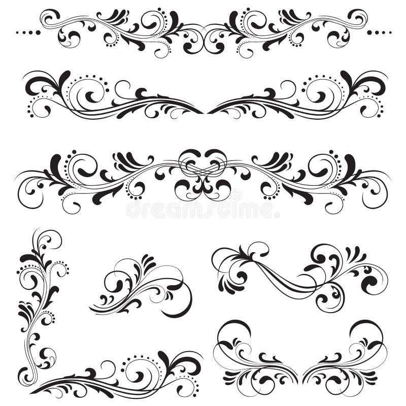 Free Ornate Motifs Stock Image - 10630061