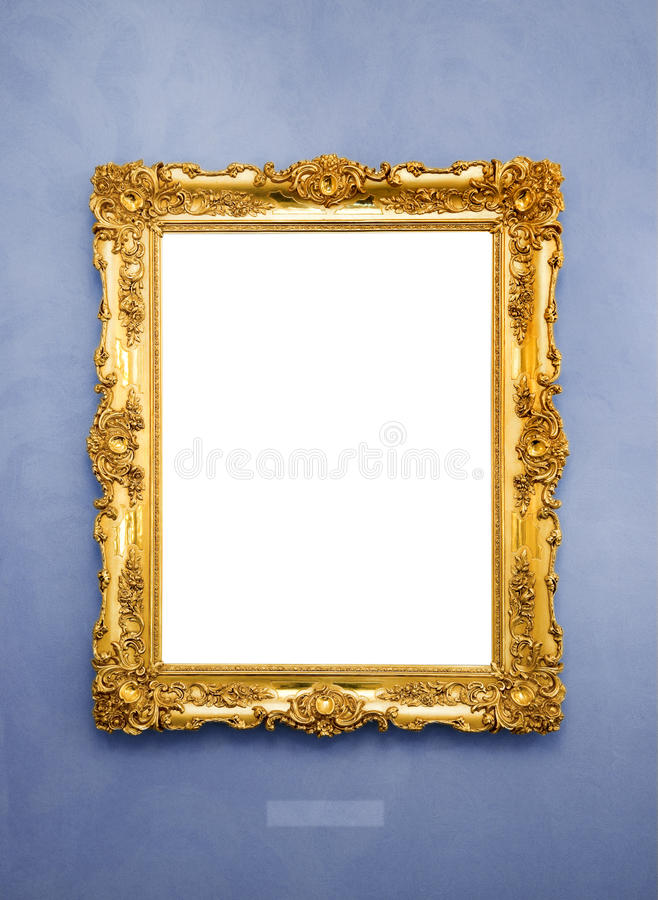 Download Ornate Picture Frame Royalty Free Stock Photo - Image: 11210765