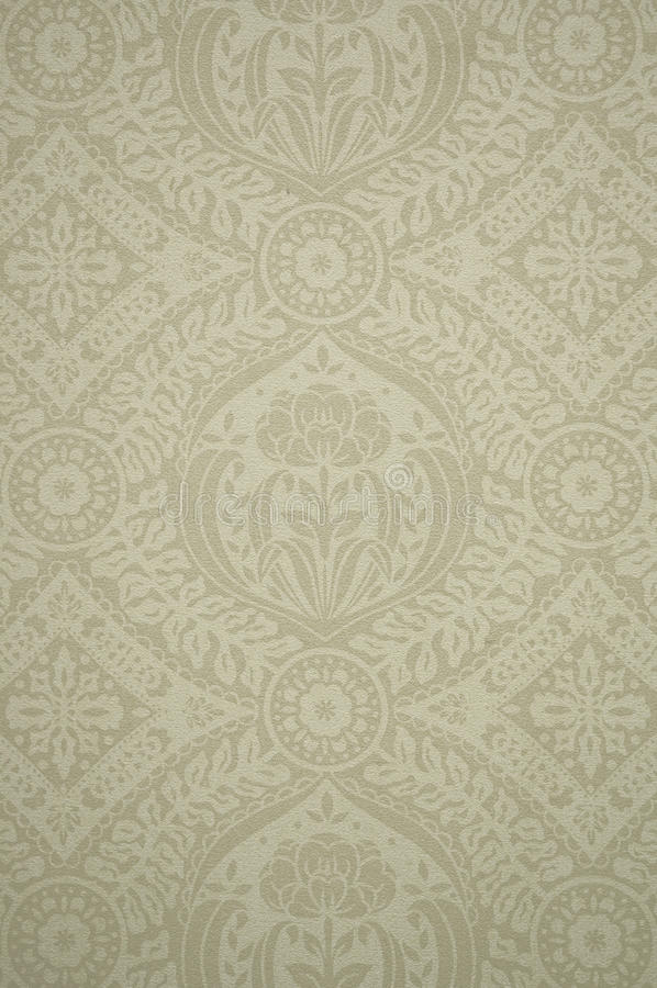 Ornate Wallpaper royalty free stock images
