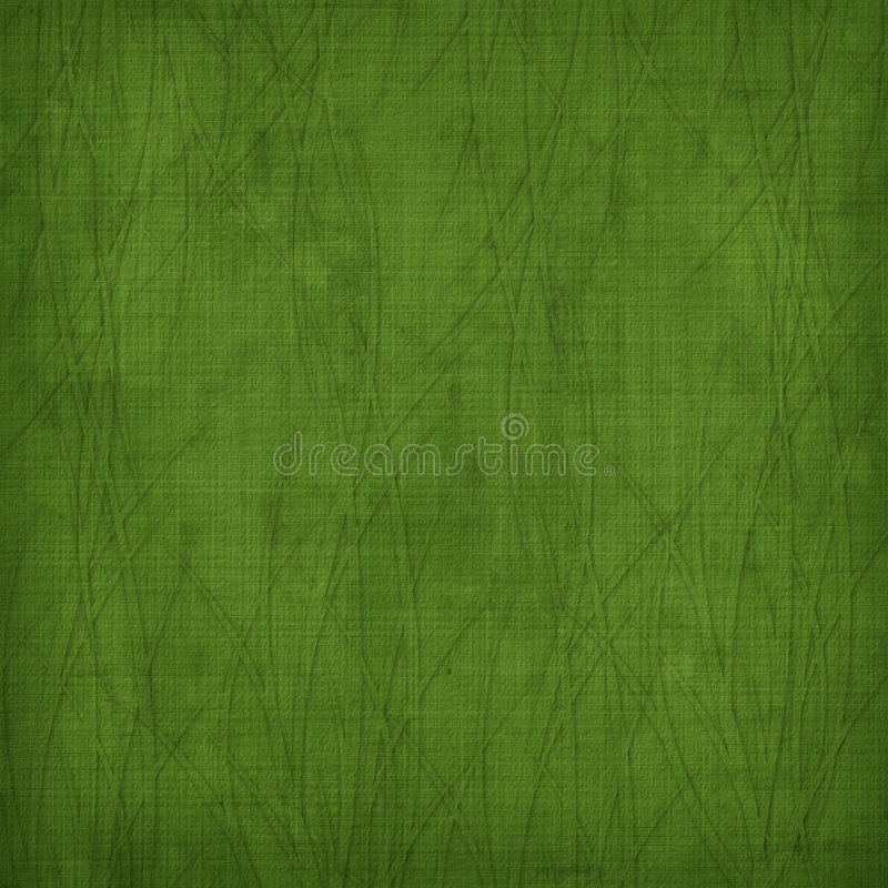 ornement antique de grunge de vert de fond illustration libre de droits