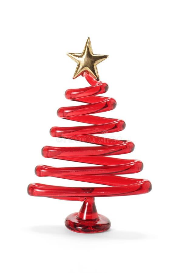 Ornement d'arbre de Noël images stock