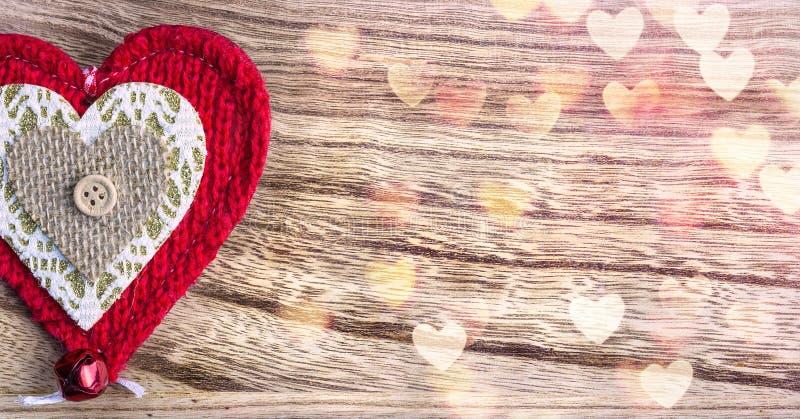 Ornement de jour de valentines photos libres de droits