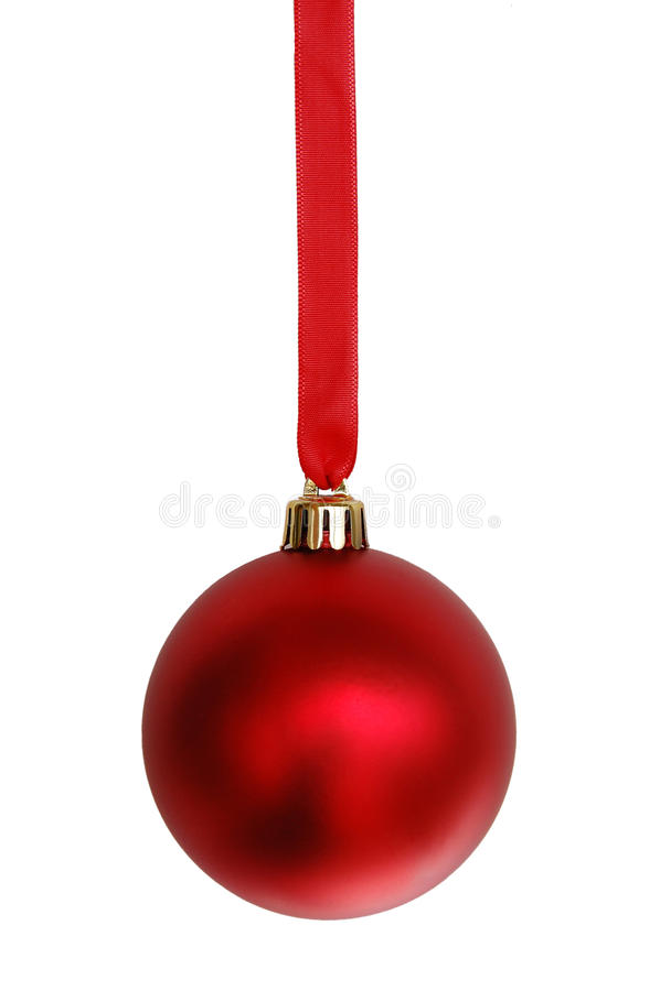 Ornement de Noël photographie stock libre de droits