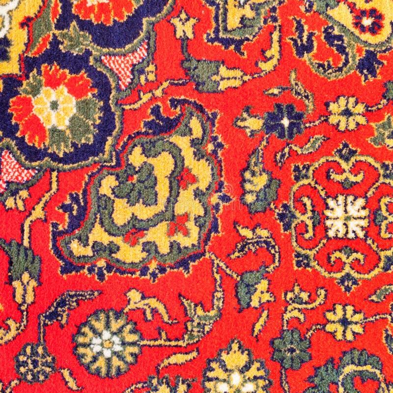 ornement de tapis asiatique central photo stock image du tiss tapis 34251534. Black Bedroom Furniture Sets. Home Design Ideas