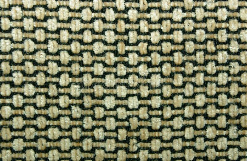 Ornement de tissu photo stock