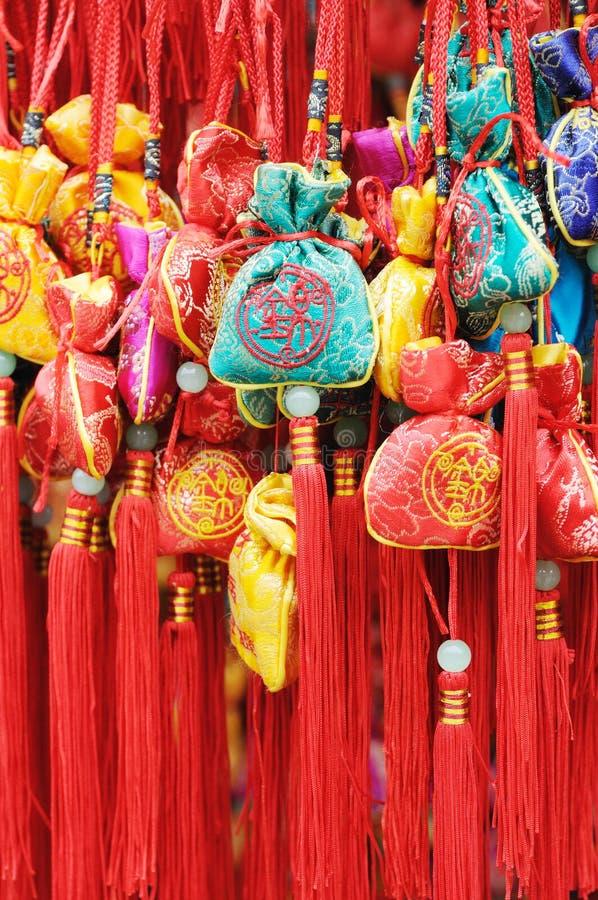 Ornement del Año Nuevo chino imagen de archivo libre de regalías