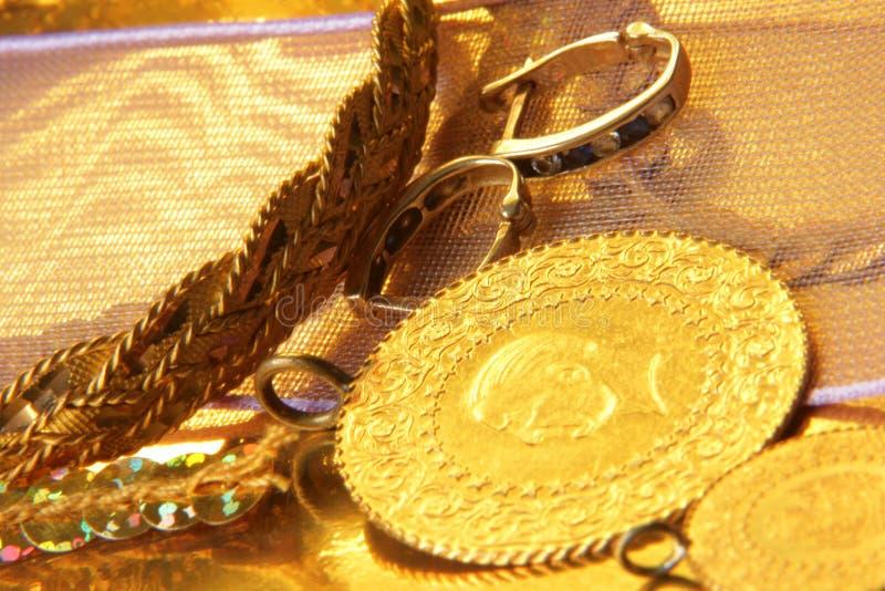 Oro imagen de archivo
