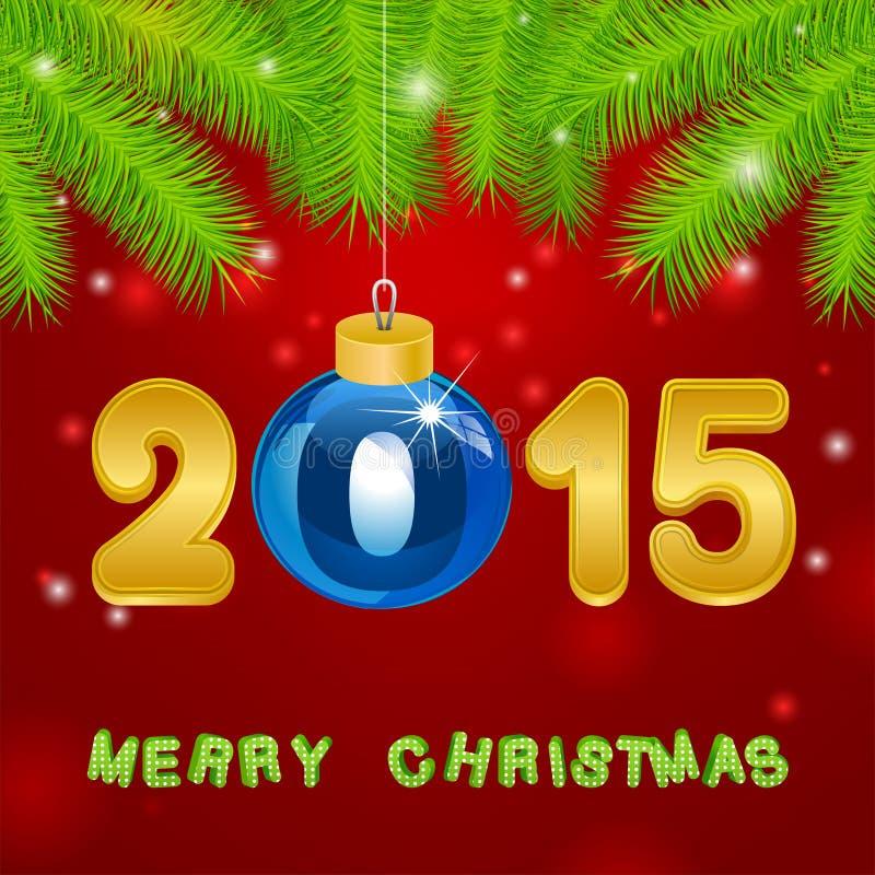 Oro de la Navidad libre illustration