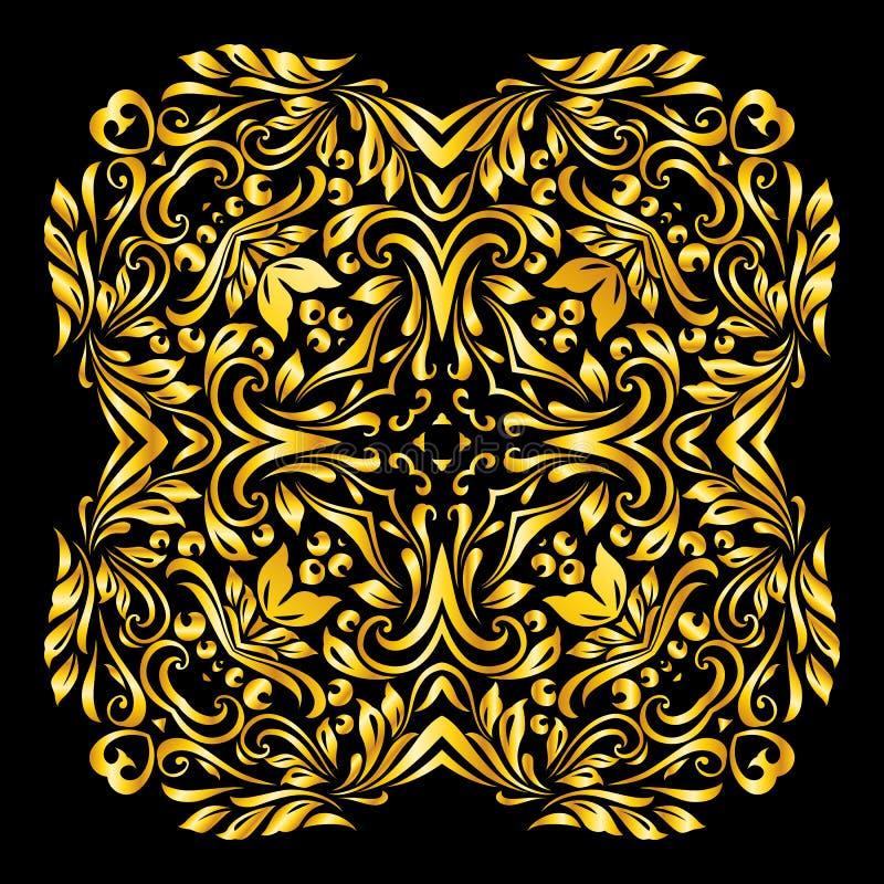 Oro del modelo libre illustration