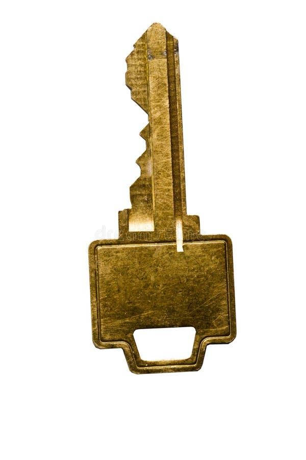 Oro di colore chiave immagine stock libera da diritti