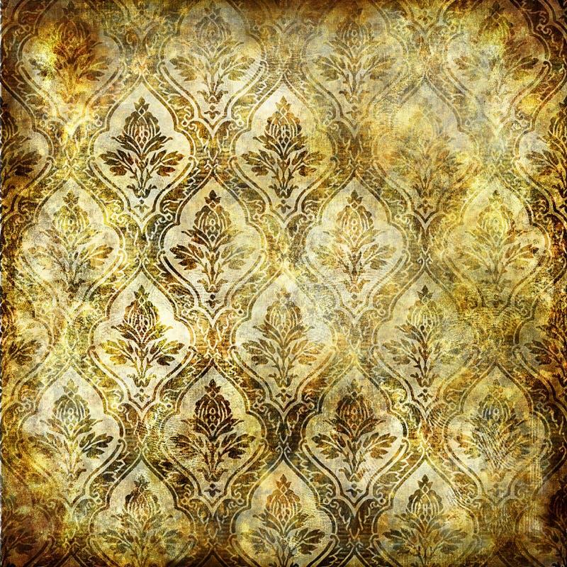 Oro misero illustrazione vettoriale