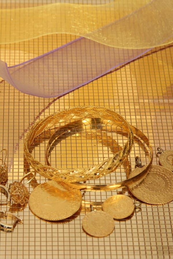 Oro turco imagen de archivo libre de regalías