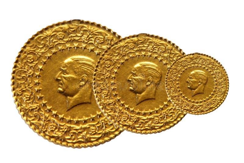 Oro turco imagen de archivo