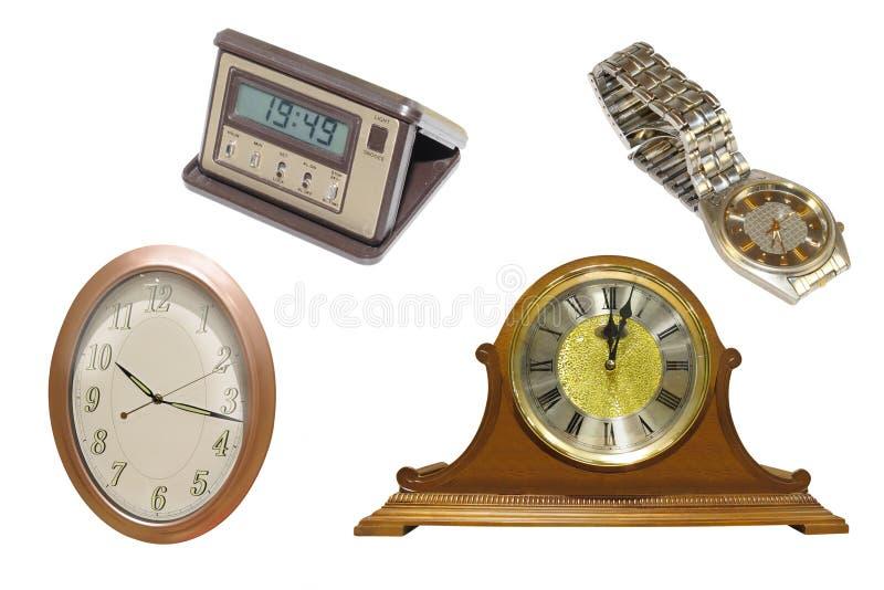 Orologi immagine stock libera da diritti
