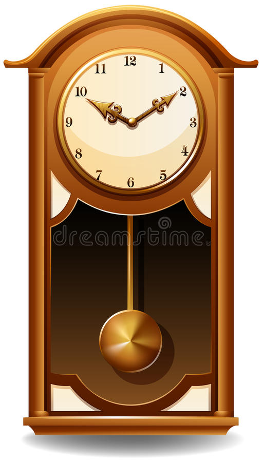 Download Orologio illustrazione vettoriale. Illustrazione di annata - 55365165
