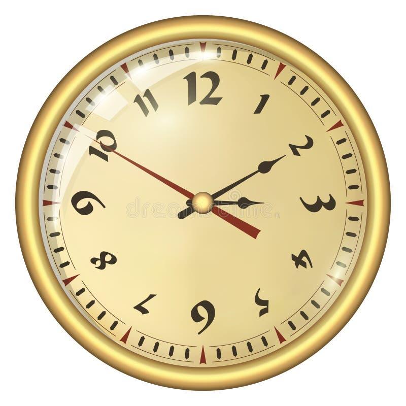 Orologio Analog royalty illustrazione gratis
