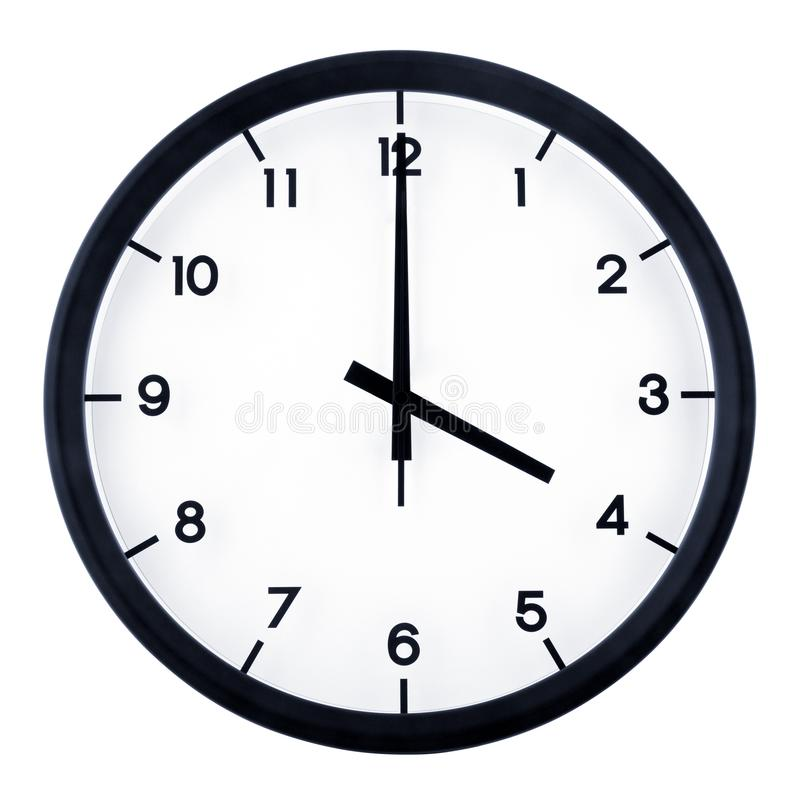 Orologio Analog immagine stock