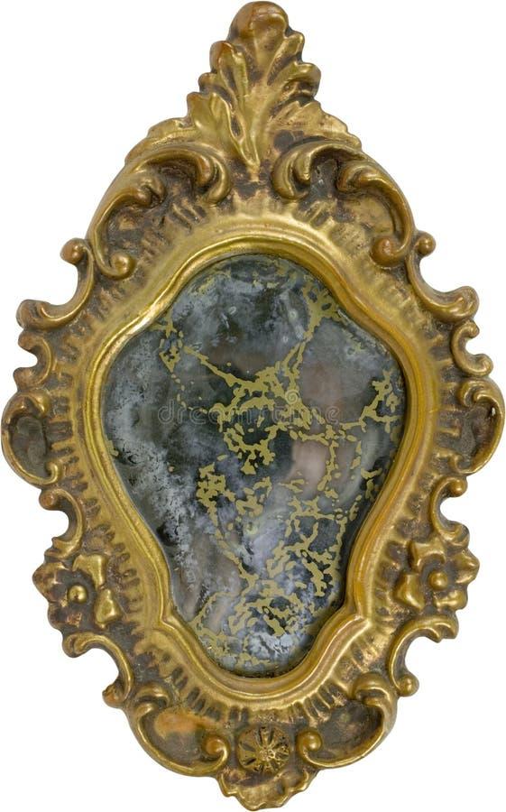Orologio antico immagine stock