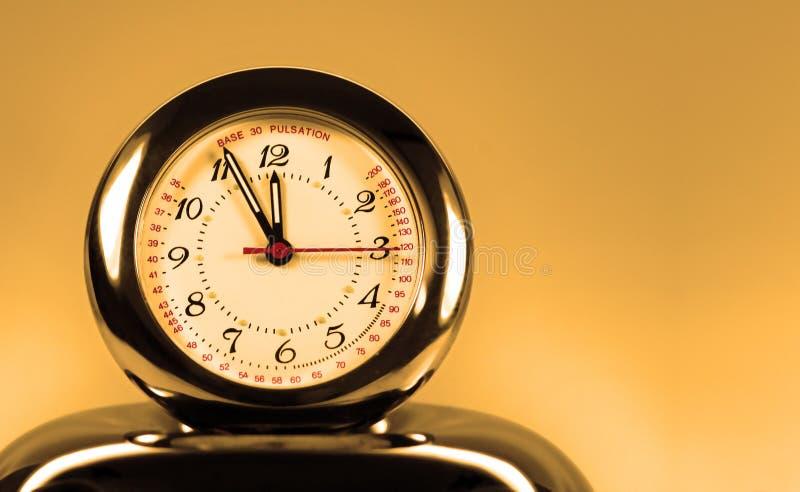 Orologio dei Puls fotografia stock