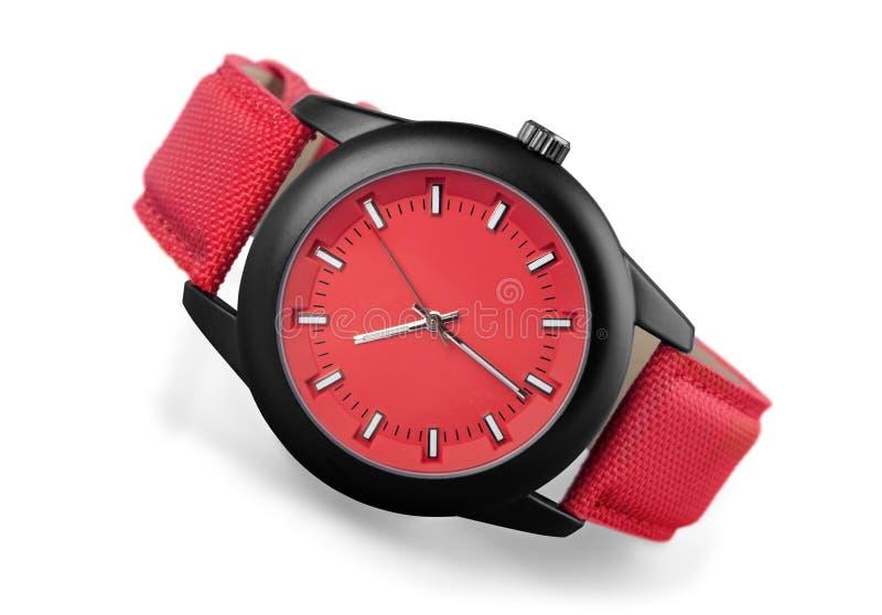 Download Orologio di lusso isolato immagine stock. Immagine di orologio - 117978615