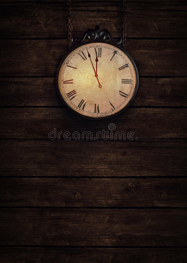 Orologio di ticchettio fotografie stock