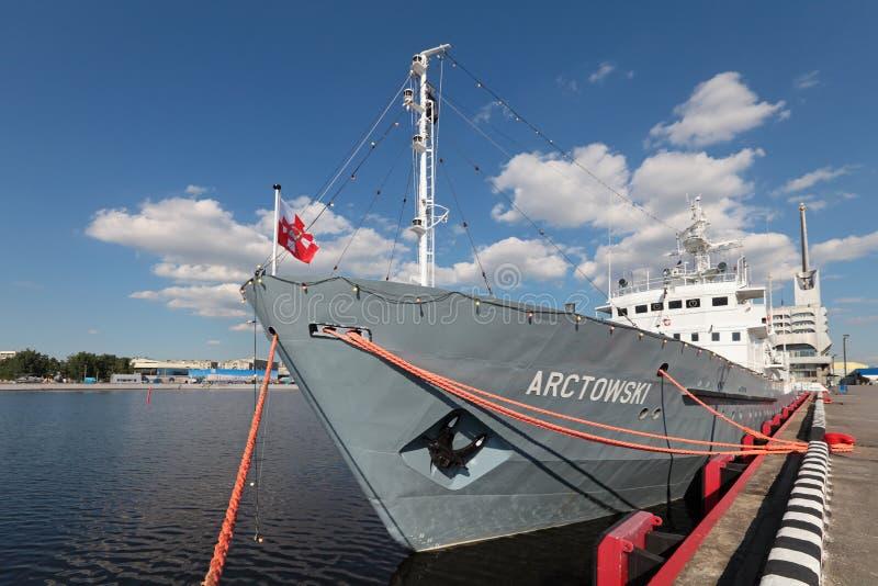 Download ORP Arctowski editorial stock photo. Image of nautical - 34912068