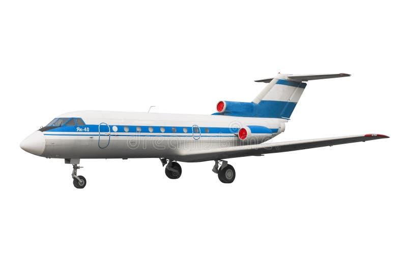 Orplane legendário do avião do soviete e do russo do oldtimer do vintage fotos de stock royalty free