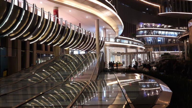 Orquestra clara Jakarta imagens de stock royalty free