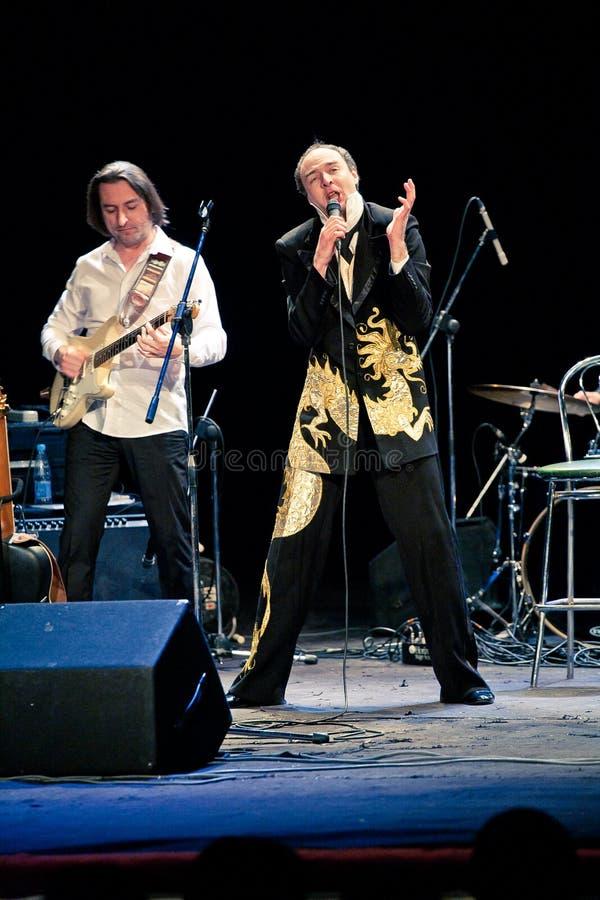 Orquestra de Khoronko em Sevastopol, Ucrânia fotos de stock royalty free